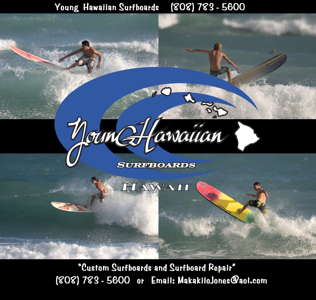 Young Hawaiian Surfboards